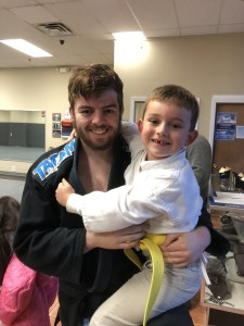 Kids Martial Arts Classes In Morris County | AMA FIGHT CLUB